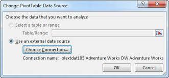 Change Pivot Table Data Range Change The Source Data For A Pivottable Excel