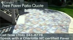 Brock Paver Base Installation by Paver Patio Charlotte Nc 704 343 8778 Paver Patio Installation