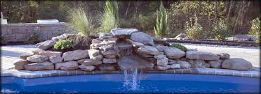 rock waterfalls for pools rock waterfalls atlantis pools