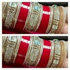 wedding chura 106 best chura for images on indian bridal make