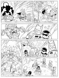 100 lego batman color pages astonishing lego batman coloring