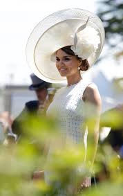 hats heels haute couture feature at royal ascot the seattle times
