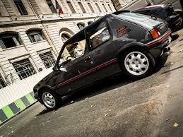 peugeot 205 gti peugeot 205 gti 1 9 peugeot cars and cars usa