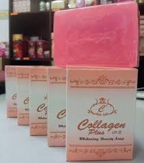 Sabun Vitamin E sabun collagen collagen plus vit e whitening soap