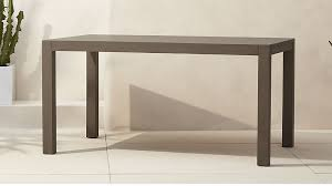 Acacia Wood Dining Table Matera Solid Acacia Wood Dining Table In Outdoor Furniture
