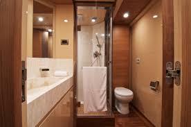 cabin bathroom ideas luxury yacht electra cabins bathroom decobizz com