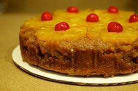 pineapple rosemary upside down cake recipe key