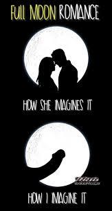 Moon Meme - full moon romance funny adult meme pmslweb