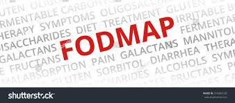 fodmap fodmaps high low fodmap diet stock illustration 510483130
