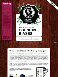 cognitive biases a visual study guide bias causality