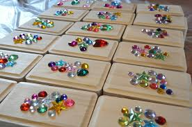 jewelry party favors party favor diy gem covered pin and jewelry box sue at home