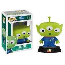 toy story alien disney pop vinyl figure funko toy story pop