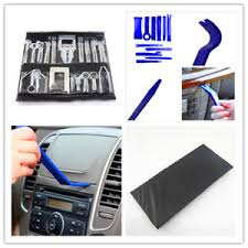 Interior Door Panel Repair 49pcs Automotive Trim Kit Stereo Gps Cd Removal Interior Door