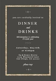 free dinner party invitation templates greetings island