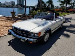 mercedes service records 1979 mercedes 450 sl one owner just completed 5200 service