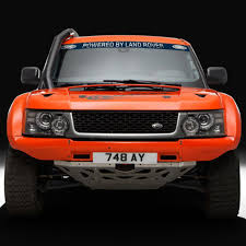 land rover bowler bowler motorsport x land rover sport exr off road rally car