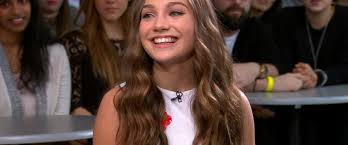Chandelier Sia Dance Dance Prodigy Maddie Ziegler Gives Advice To Teen Girls Gets