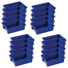 small storage bin without lid 8 set contemporary
