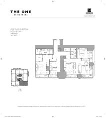16 yonge street floor plans the one condos mizrahi developments yonge u0026 bloor