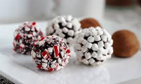 chocolate truffles your cup of cake