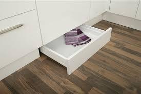 hafele under cabinet lighting plinth drawer fitting set for moulded plastic drawer system