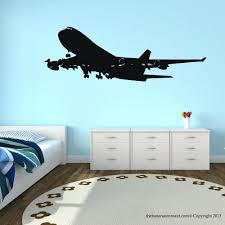 wall ideas image of pottery barn airplane wall decor vintage airplane wall decor baby aeroplane wall decoration airplane vinyl wall decal decor easy removable plane mural art wall sticker room bedroom art sticker