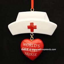 amazon com personalized greatest nurse christmas holiday gift