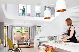 West London Kitchen Design by Modern Architects In North West London Scenario Architecture
