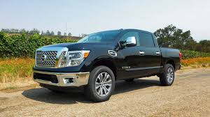 2017 nissan titan first drive review