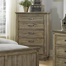 Driftwood Kitchen Cabinets Homelegance Sylvania 5 Piece Panel Bedroom Set In Oak Veneered