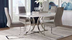 5 dining room sets washington square 5 pc dining room dining room sets metal