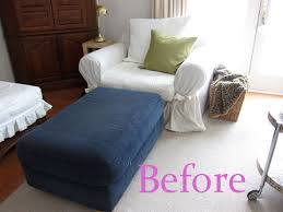 How To Make Slipcovers For Couches How To Make Pottery Barn Style Slipcovers Using A Quilt In My