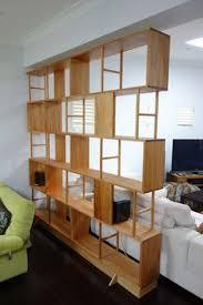 Room Divider Shelf by Half Wall Room Divider Ideas Room Divider Shelf Double Sided