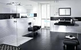 carrelage cuisine noir brillant carrelage salle de bain noir salle de bain faience noir et blanc id