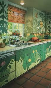 back in fashion 5 old kitchen design trends that are making a