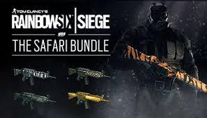 Buy Rainbow Six Siege Gold Tom Clancy S Rainbow Six Siege The Safari Bundle On Steam
