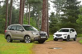 off road subaru forester subaru forester vs mazda cx 5 subaru forester vs mazda cx 5