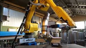 welding ventilation system milletech exhaust robot tig welding youtube