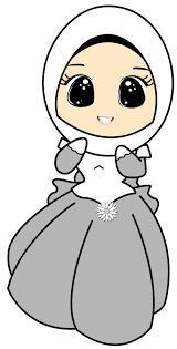 freebies doodle muslimah someone specel