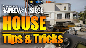 house de siege rainbow six siege in depth house map tips tricks