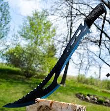 Ebay Kitchen Knives Kick Zombie Machetes