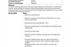 mechanical drafter cover letter senior architecture draughtsman