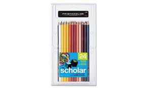 prismacolor scholar colored pencils colored woodcase pencils groupon goods