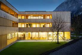 nenzing nursing home dietger wissounig architects archdaily albrecht imanuel schnabel