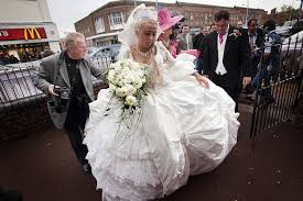 my big fat gypsy wedding a feature by united national photographers