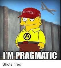 Shots Fired Meme - america im pragmatic shots fired meme on me me