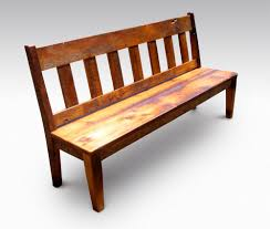 benches with backs for dining tables with design gallery 10557