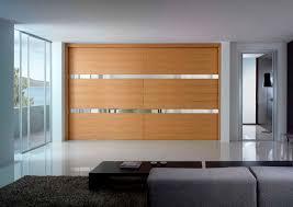 Interior Design Sliding Wardrobe Doors by Interior Door Sliding Wooden Semi Glazed Bridge By Studio
