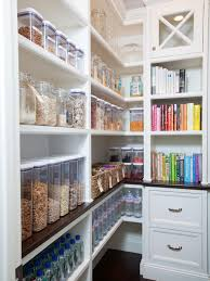 Kitchen Pantry Designs Pictures by 10 Quick Tips For A Picture Perfect Pantry Hgtv U0027s Decorating