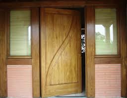 porte d ent de cuisine porte en bois moderne 2017